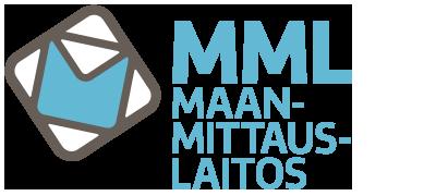 Organisaation Maanmittauslaitos logo